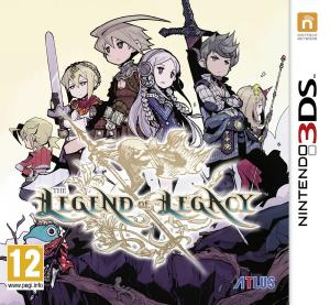 Echanger le jeu The Legend of Legacy sur 3DS