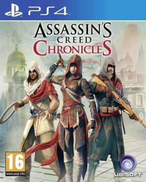 Echanger le jeu Assassin's Creed Chronicles Trilogie sur PS4