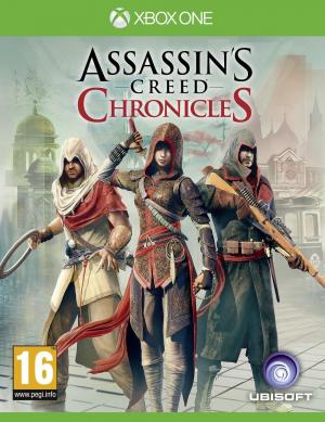Echanger le jeu Assassin's Creed Chronicles Trilogie sur Xbox One
