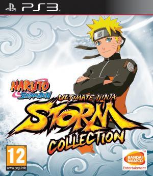 Echanger le jeu Naruto Shippuden Ultimate Ninja Storm Full Burst 1 + 2 + 3 Compilation sur PS3