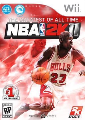 Echanger le jeu NBA 2K11 sur Wii