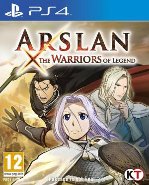 Echanger le jeu Arslan : the warriors of legend sur PS4