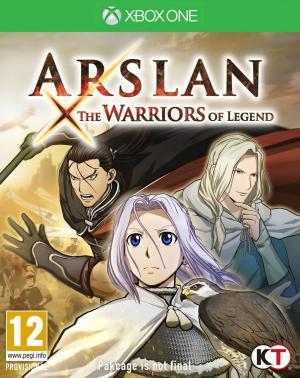 Echanger le jeu Arslan : the warriors of legend sur Xbox One