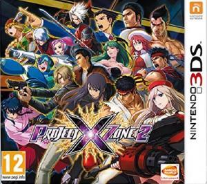 Echanger le jeu Project X Zone 2 sur 3DS