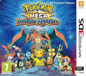 Echanger le jeu Pokemon Mega Donjon Mystere sur 3DS