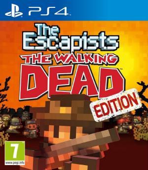 Echanger le jeu The Escapists: The Walking Dead Edition sur PS4