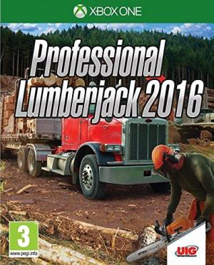 professional lumberjack 2016 bucheron simulator sur xbox one acheter changer. Black Bedroom Furniture Sets. Home Design Ideas