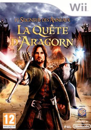 Echanger le jeu Le Seigneur des anneaux, La Quête d'Aragorn sur Wii