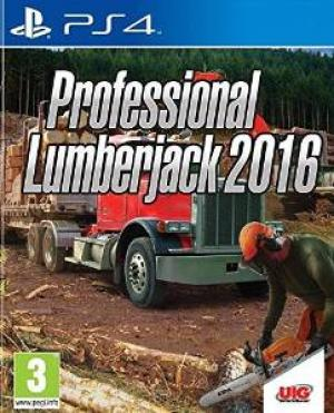 Echanger le jeu Professional Lumberjack 2016 : Bucheron Simulator sur PS4