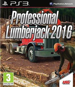 professional lumberjack 2016 b cheron simulator sur ps3 acheter changer. Black Bedroom Furniture Sets. Home Design Ideas