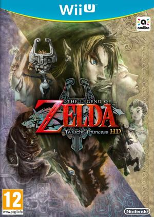 Echanger le jeu The Legend of Zelda - Twilight Princess HD sur Wii U
