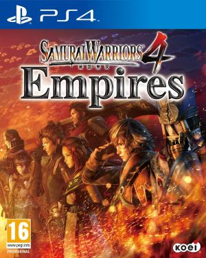 Echanger le jeu Samurai Warriors 4 Empire sur PS4