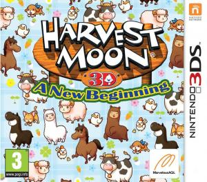 Echanger le jeu Harvest Moon : A New Beginning sur 3DS