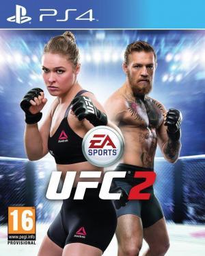 Echanger le jeu EA Sports UFC 2 sur PS4