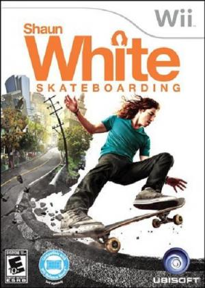 Echanger le jeu Shaun White Skateboarding sur Wii