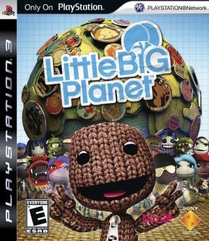 Echanger le jeu Little Big Planet Game of the year sur PS3