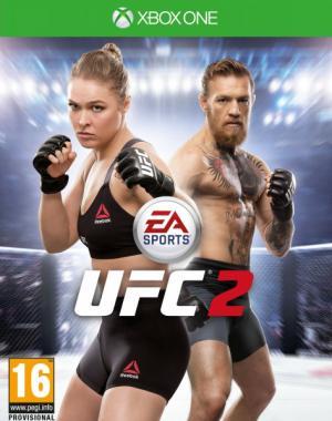 Echanger le jeu EA Sports UFC 2 sur Xbox One