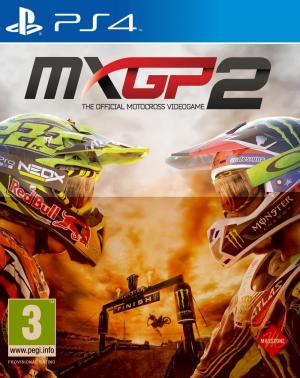 Echanger le jeu MXGP 2 : The Official Motocross Videogame sur PS4