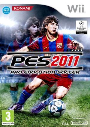 Echanger le jeu PES 2011 sur Wii