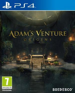 Echanger le jeu Adam's Venture Origins sur PS4
