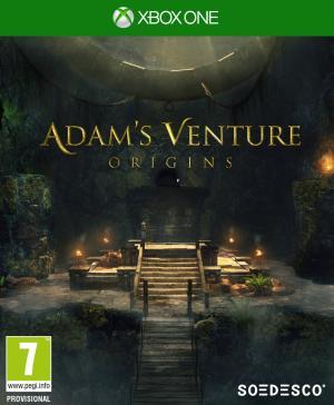Echanger le jeu Adam's Venture Origins sur Xbox One
