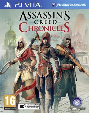 Echanger le jeu Assassin's Creed Chronicles Trilogie sur PS Vita