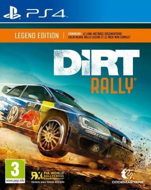 Echanger le jeu Dirt Rally sur PS4