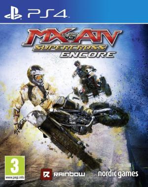 Echanger le jeu MX vs ATV SuperCross Encore sur PS4