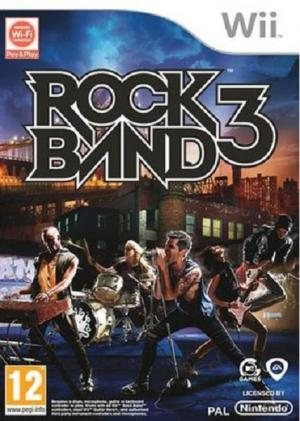 Echanger le jeu Rock Band 3 (Accessoire(s) exigé(s)) sur Wii