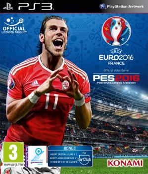 Echanger le jeu UEFA Euro 2016 sur PS3