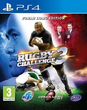Echanger le jeu Rugby Challenge 3 - édition Jonah Lomu sur PS4