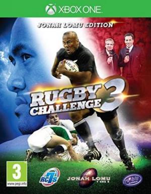 Echanger le jeu Rugby Challenge 3 - édition Jonah Lomu sur Xbox One