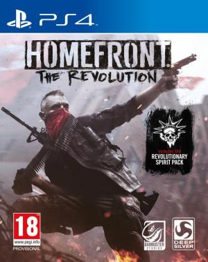 Echanger le jeu Homefront : The Revolution sur PS4