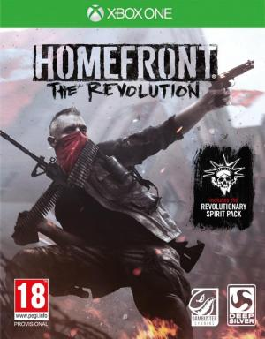 Echanger le jeu Homefront : The Revolution sur Xbox One