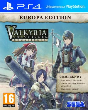 Echanger le jeu Valkyria Chronicles Remastered sur PS4