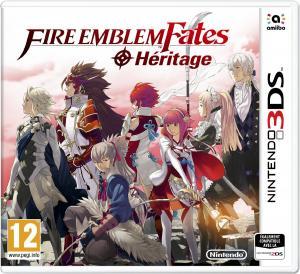 Echanger le jeu Fire Emblem Fates: Héritage sur 3DS