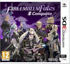Echanger le jeu Fire Emblem Fates: Conquête sur 3DS