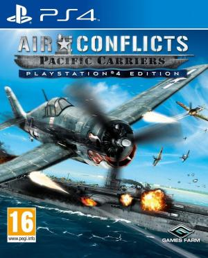 Echanger le jeu Air Conflicts - Pacific Carriers sur PS4
