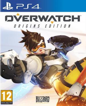 Echanger le jeu Overwatch (PS+ requis) sur PS4