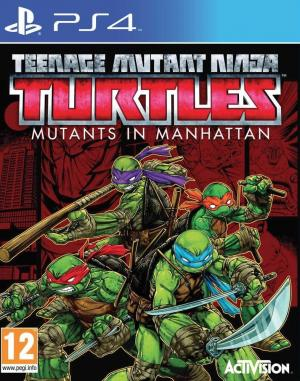 Echanger le jeu Teenage Mutant Ninja Turtles : Des Mutants a Manhattan sur PS4