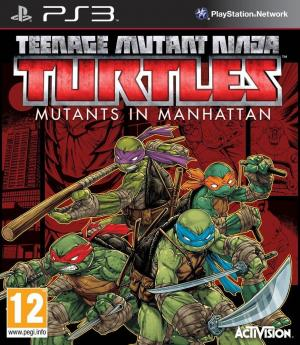 Teenage Mutant Ninja Turtles : Des Mutants a Manhattan