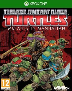 Echanger le jeu Teenage Mutant Ninja Turtles : Des Mutants a Manhattan sur Xbox One