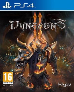 Echanger le jeu Dungeons 2 sur PS4