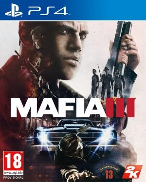 Echanger le jeu Mafia III sur PS4