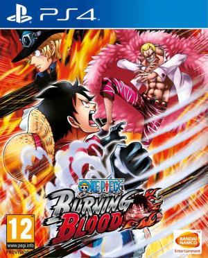 Echanger le jeu One Piece : Burning Blood sur PS4