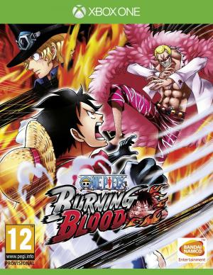 Echanger le jeu One Piece : Burning Blood sur Xbox One