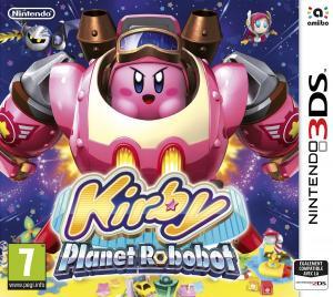 Echanger le jeu Kirby Planet Robobot sur 3DS