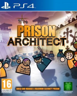 Echanger le jeu Prison Architect sur PS4