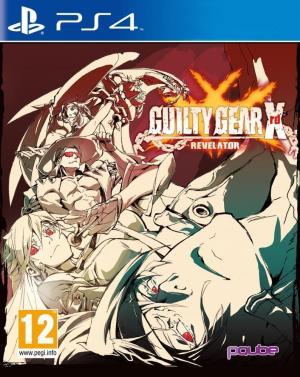 Echanger le jeu Guilty Gear Xrd Revelator sur PS4