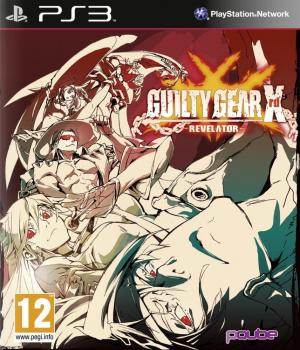 Echanger le jeu Guilty Gear Xrd Revelator sur PS3